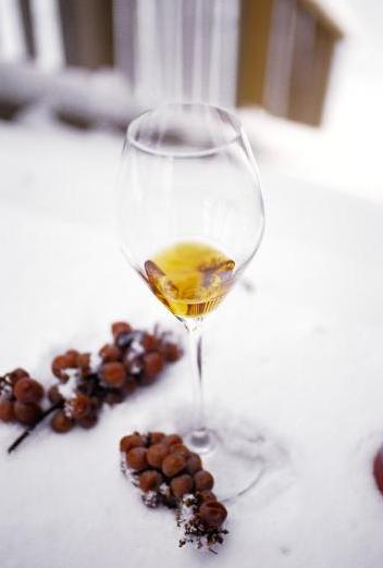 Ice wine intre Canada, China si Australia