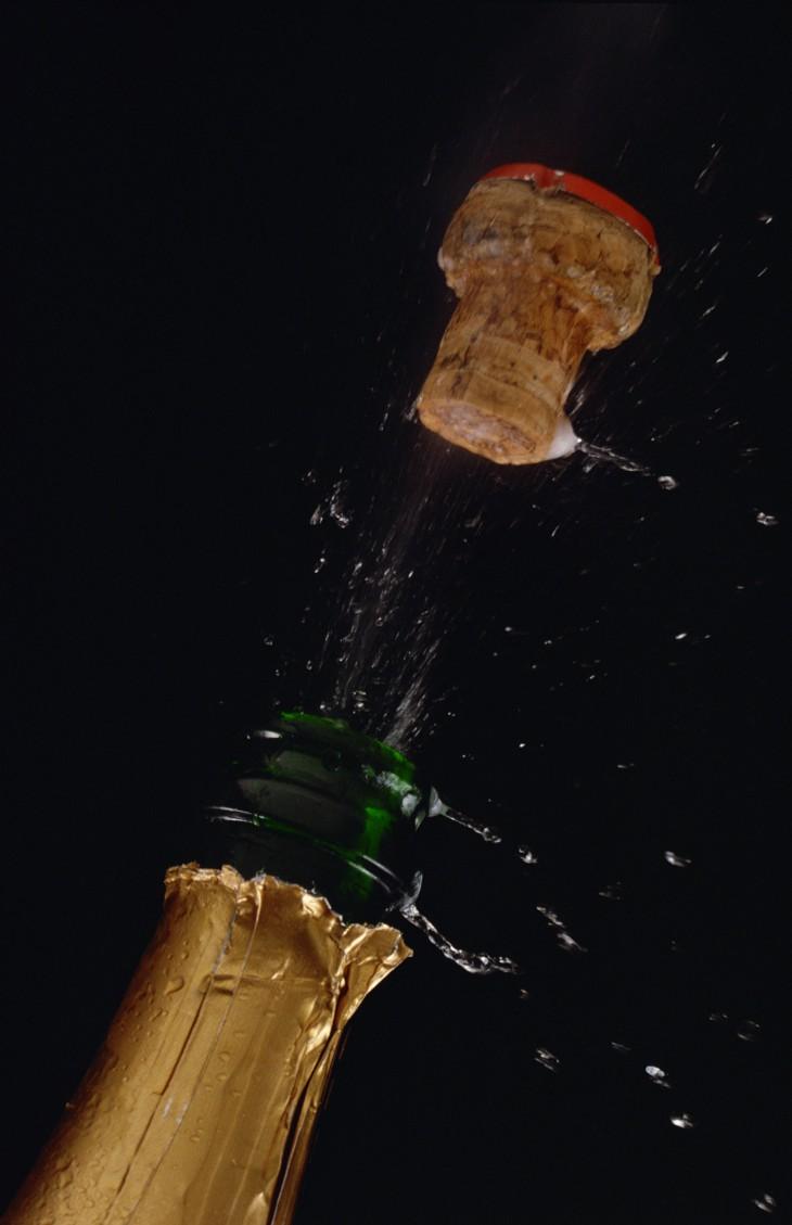 Sampania. Sau despre magia vinului suprem