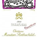 Chateau Mouton Rothschild 1988