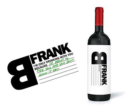 frankb eticheta vin