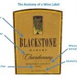 eticheta de vin fata