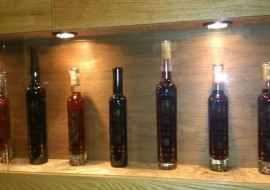 Degustari de Icewine la Niagara-on-the-Lake